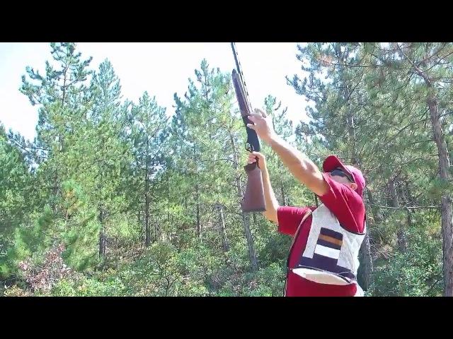 Tedna Arms av tüfeği ile harika atışlar ( TEDNA G125 Yarı otomatik )