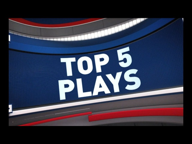 Top 5 Plays From All-Star Saturday Night: February 17, 2018