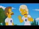 Симпсоны самые смешные моменты Город Греха