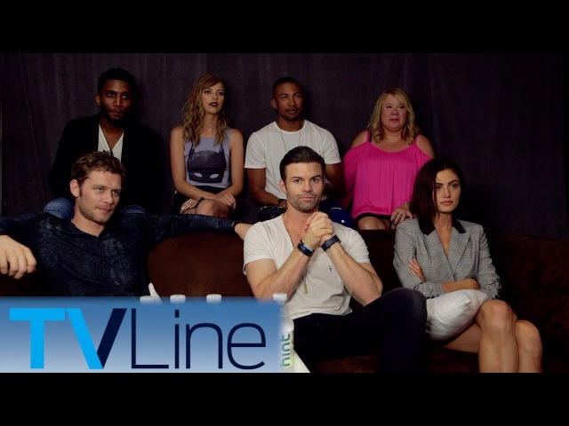 The Originals Interview Final Season Preview | Comic-Con 2017 | TVLine