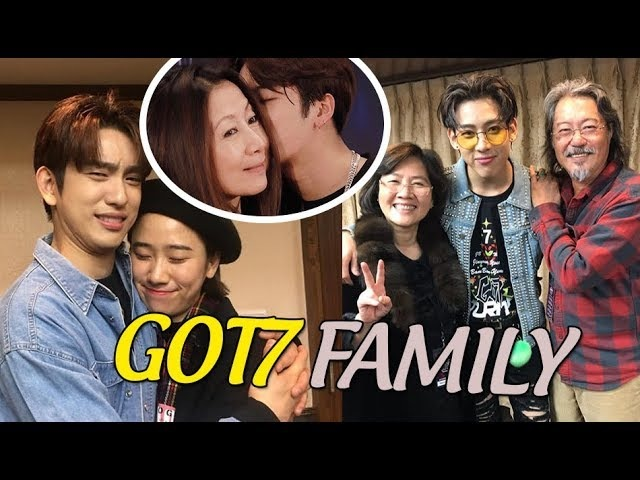GOT7 (갓세븐) AND THEIR FAMILY MEMBERS 2018