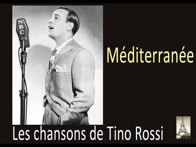 Tino Rossi Méditerranée