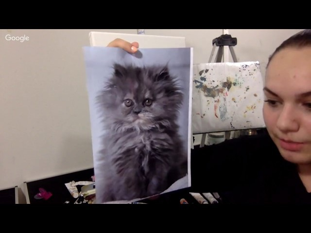 Уроки живописи: рисовать легко! День 1. Татьяна Зубова