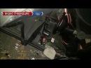 Автомобиль Audi перевернулся на крышу в Алматы