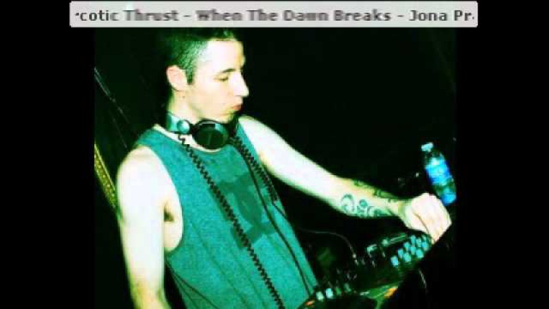 Narcotic Thrust - When The Dawn Breaks - Jona Prado - Cover