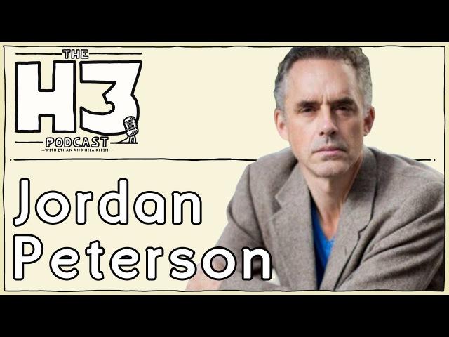 H3 Podcast 37 - Jordan Peterson