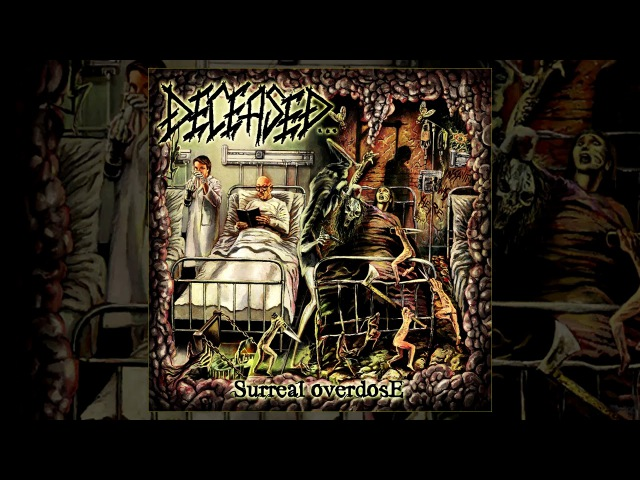 Deceased - Surreal Overdose FULL ALBUM (2011 - Thrash / Speed / Death Metal)