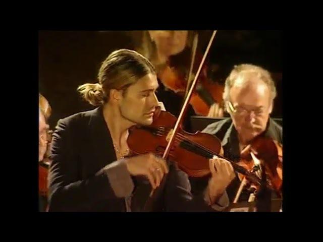 David Garrett-BACH Violin Concerto N°2 E Major 1042 I. mov. Allegro