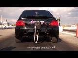 Mitsubishi Lancer Evolution 9. Самый быстрый Evo в мире.