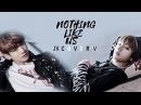 BTS 방탄소년단 Jungkook ft V Nothing Like Us COVER
