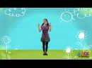 Preschool Learn to Dance: Head Shoulders Knees and Toes