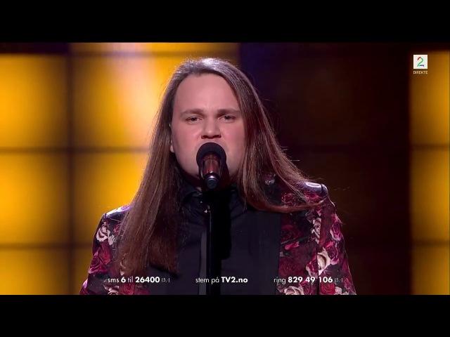 Eirik Søfteland - I Got You (I Feel Good) (Århundrets stemme 2018)