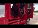 2007 Viper Red Freightliner Sportchassis