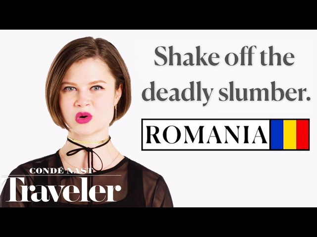 70 People from 70 Countries Sing Their Country's National Anthem   Condé Nast Traveler