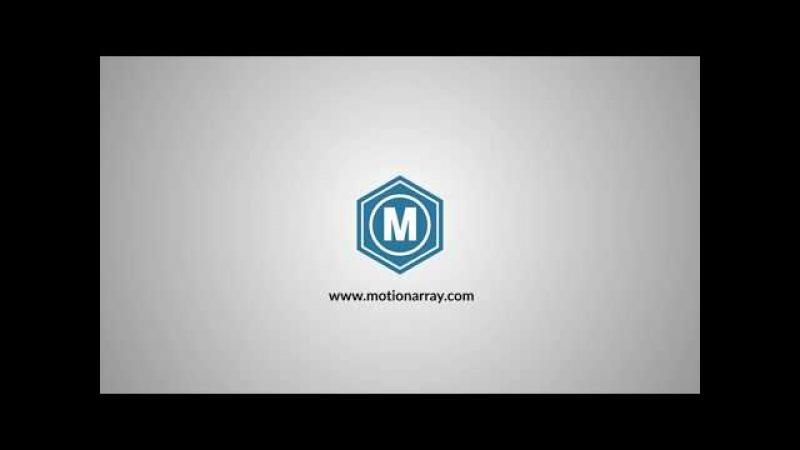 Minimalistic Flat Logo Reveal Premiere Pro Templates