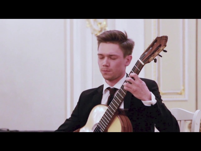 A. Barrios - the last tremolo. St. Petersburg Philarmonic