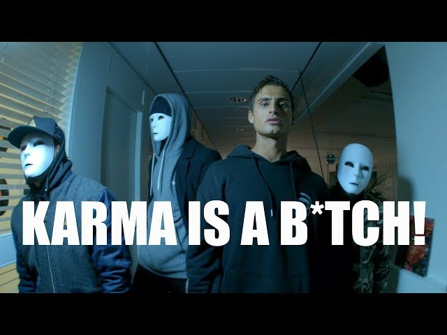 Samir Badran – Karma is a Bitch (Original Version)