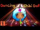 Игры для Андроид Обзор Игры - Танцующие куклы Чиби Веселые Детские Видео Развивающие Игры для Детей