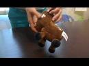 Корова мягкая Игрушка майнкрафт (Minecraft) , 14 см, купить в Украине, обзор
