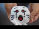Гаст мягкая игрушка майнкрафт(minecraft), 16см, купить в Украине, обзор