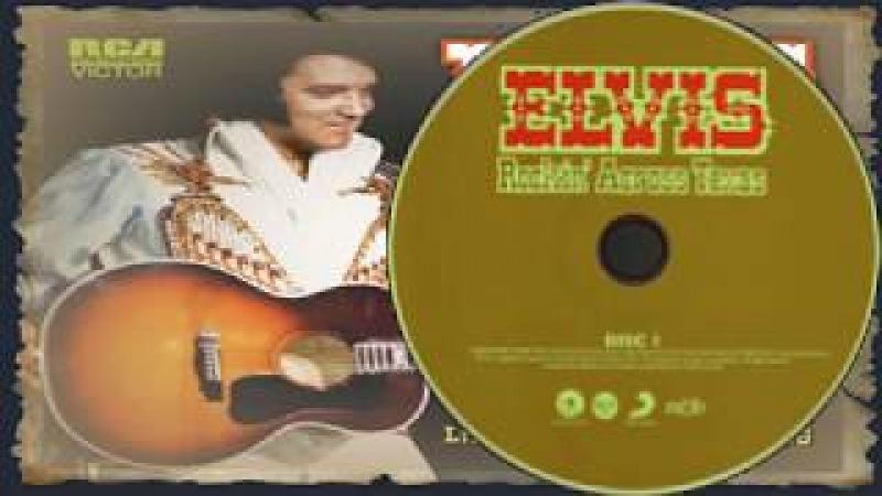 ELVIS PRESLEY - ROCKIN ACROSS TEXAS CD 1