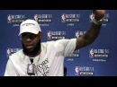LeBron James Responds to Fox News Host Saying Shut Up and Dribble | 2018 NBA All-Star Weekend