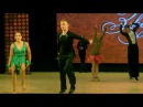 Конкурс спортивных бальных танцев Восходящие звезды 2017 в Комсомольске-на-Амуре.