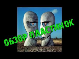 Обзор пластинок Pink Floyd - The Division Bell