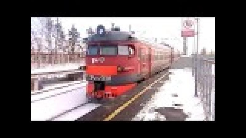 ЭР9п-К-338 (о.п. Машмет, ЮВЖД)
