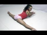 contortion Gymnastic Stretch Flexibility Amazing Contortionist | Extreme Flexilady model yoga