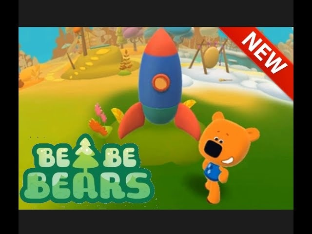 Be Be Bears MiMiMishki, Mimi Mishki In English Online games for kids on android Cartoon game