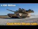 Saudi M1A2 Abrams tanks, M2 Bradley Fighting Vehicles to Get $300 Million US Spares Package