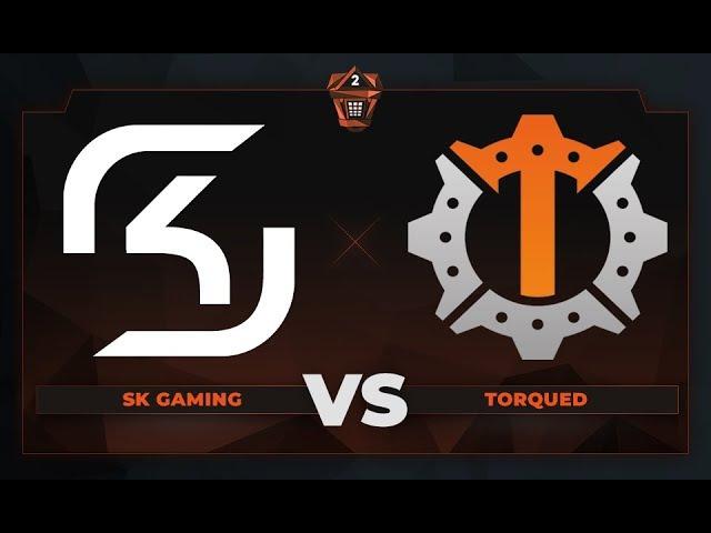 SK Gaming vs Torqued Game 1 cs summit 2 Quarterfinals de cbble