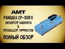 AMT Pangaea CP 100FX полный обзор и тесты