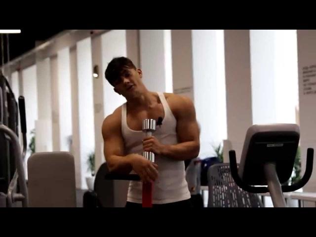 Виктор Симкин - Тренировка средней дельты