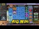 BIG WIN on Star Quest Slot - £4 Bet