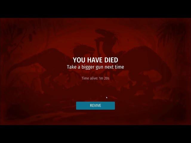 Jurassic Survival 4 Evento T Rex android gameplay español
