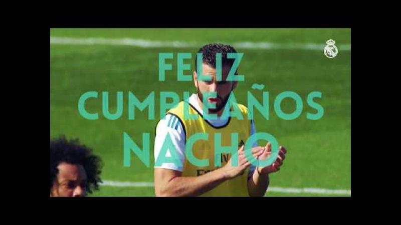 Happy 28th birthday Nacho