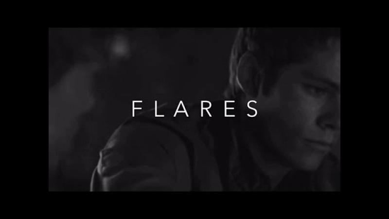 F L A R E S || THE MAZE RUNNER