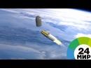 Путин показал кадры испытания гиперзвукового ракетного комплекса Авангард МИР 24