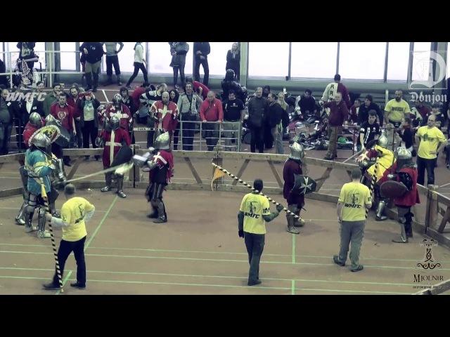 ДИНАМО 2016 (D) 12fight Старые Друзья vs Конго Дрим Тим