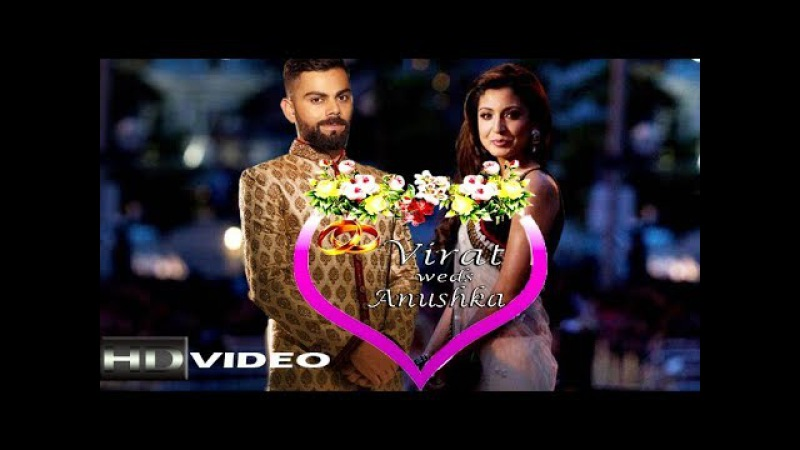 Anushka Sharma wedds Virat Kohli | Virat ready to marry Anushka on 2018 | Romantic forever |