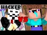 hacker vs noob minecraft quem ganhou   bed wars !!!
