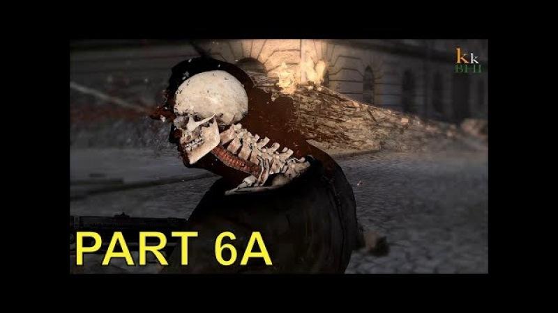 Sniper Elite V2 gameplay walkthrough part 6A
