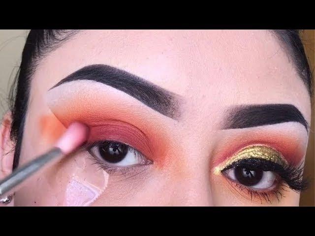 Beautiful Eye Makeup Tutorials Compilation ♥ 2018 ♥