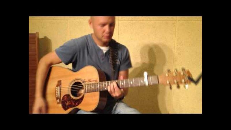 Данис Щербаков История одной чайки Fingerstyle Guitar
