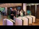 Сидней Внедрена система распознавания лиц и QR кода посетителей