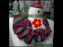DIY : TIE RECYCLING / Reciclando Corbatas
