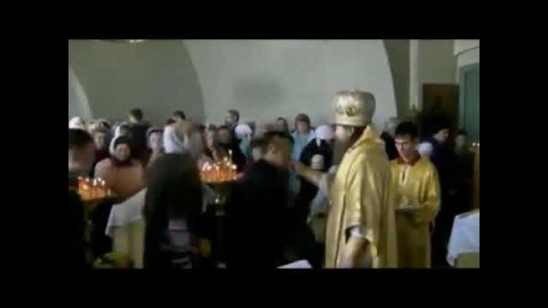 Прихожане думали, что идут в храм на службу, но попали в предвыборный штаб Владим...