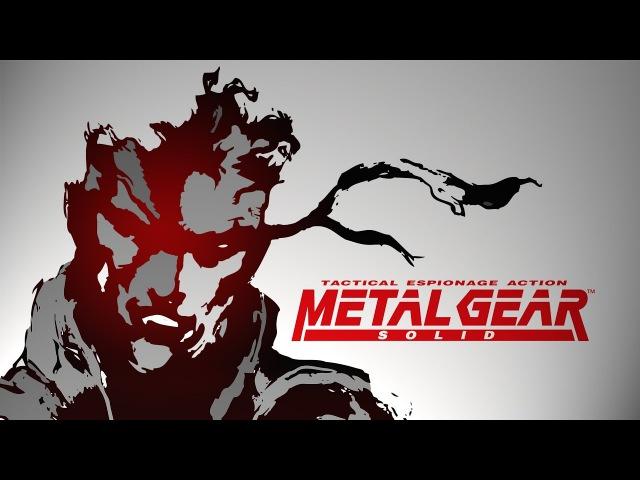 PS1 Gauntlet [Metal Gear Solid] (Yettich) Часть 14 - Психомантис, Волчонок, Снайпер Вульф